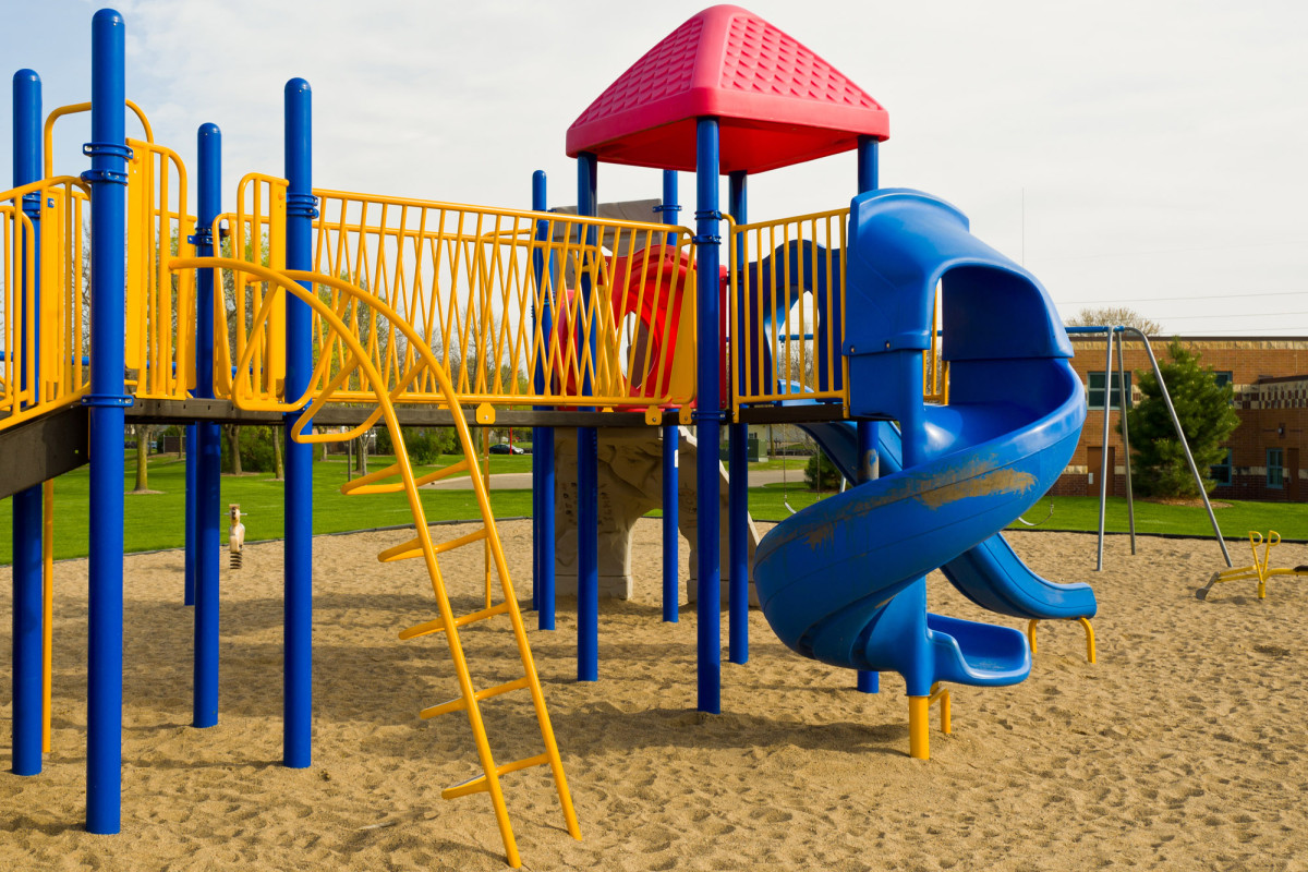 Hidden Danger Lurks At The Park, Here's How To Protect Your Child