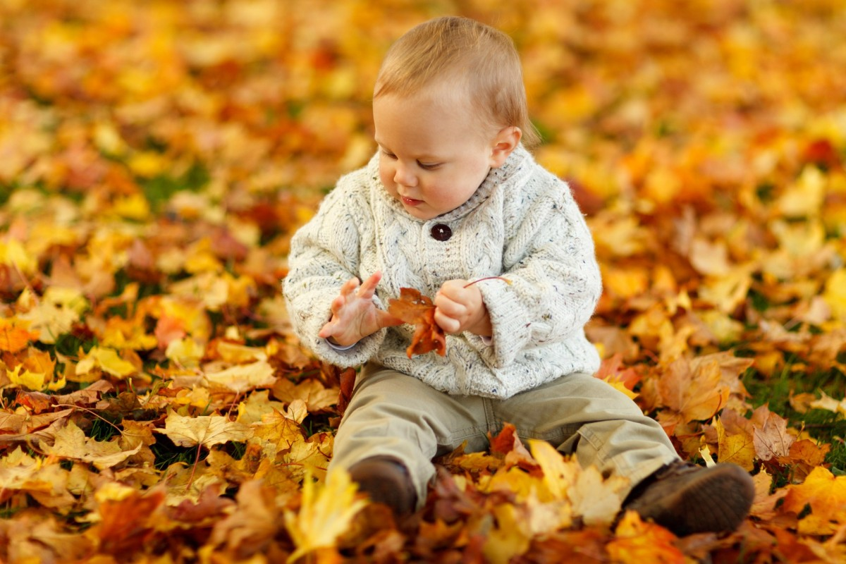 How To Dress Your Baby For Fall