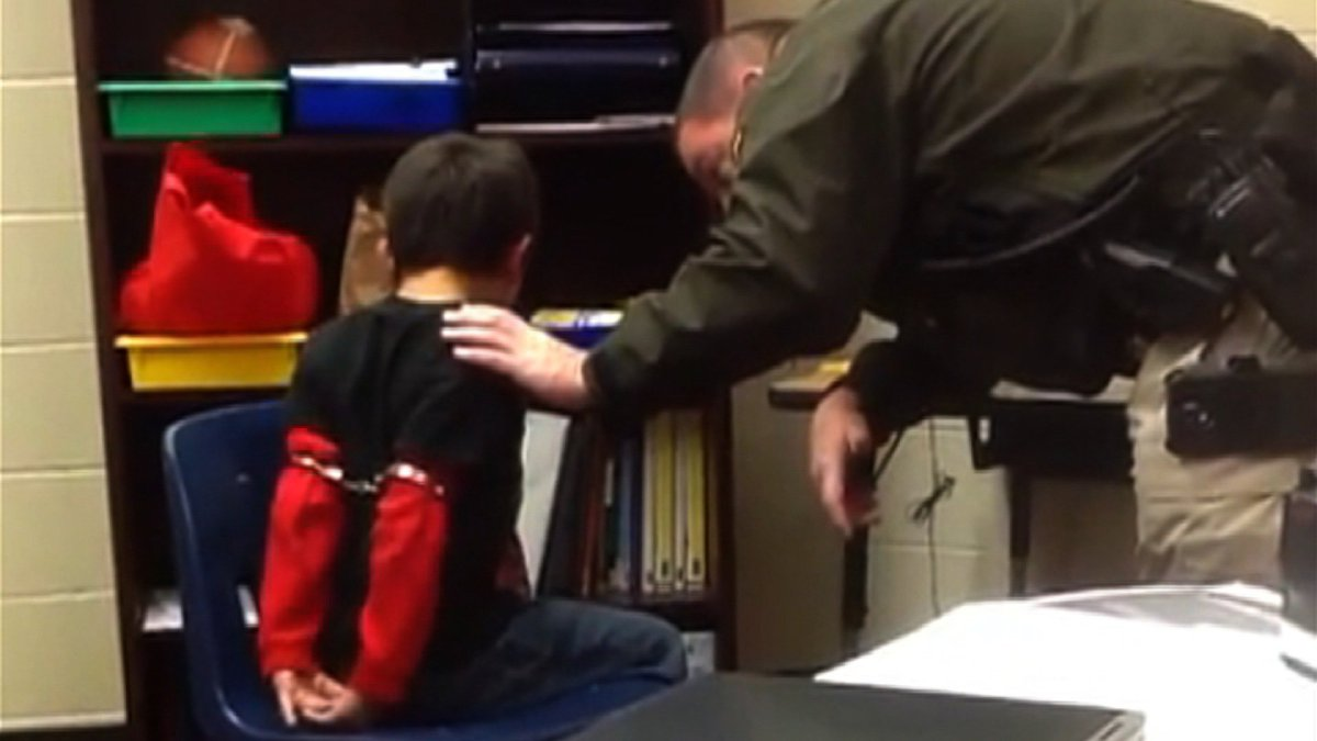 This Disturbing Incident Shows A Need For Change In School Discipline