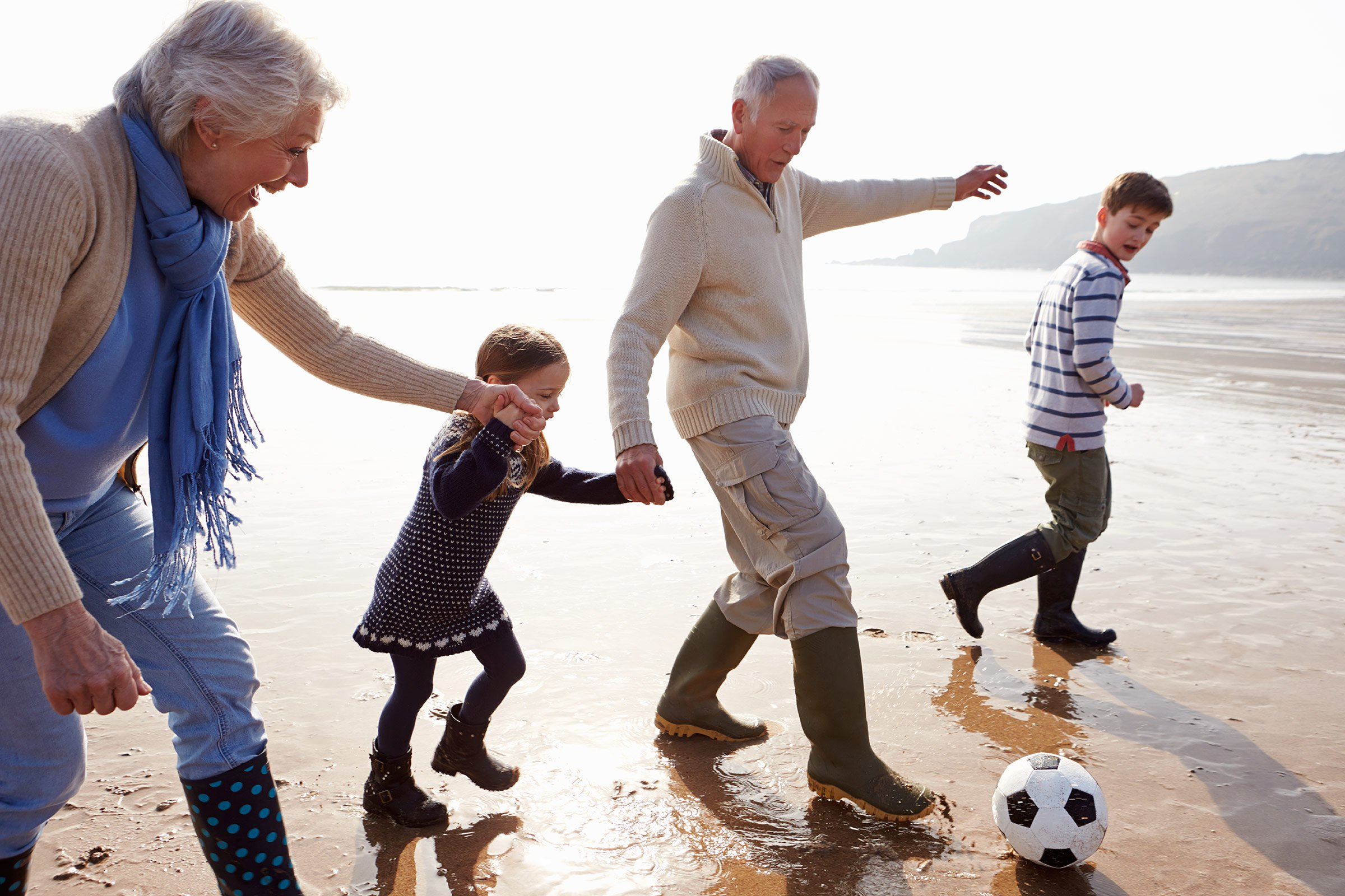 The Hidden Key To Happy Aging Is Right In Front Of Us