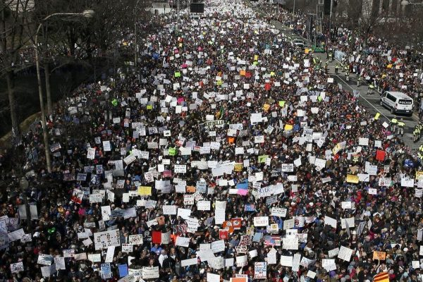 "Top 7 Ironies With ""March For Our Lives"""