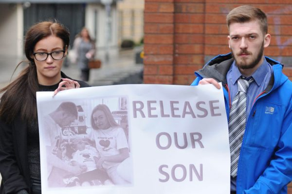 Government-Run Healthcare Kills Alfie Evans, But His Dad Vows To Fight Back