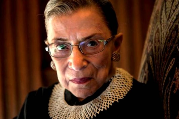 "Ruth Bader Ginsburg Doesn't Seem To Understand Real ""Women's Equality"""