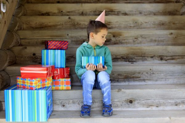 What to Say to Your Child When They Don't Get Invited to The Birthday Party