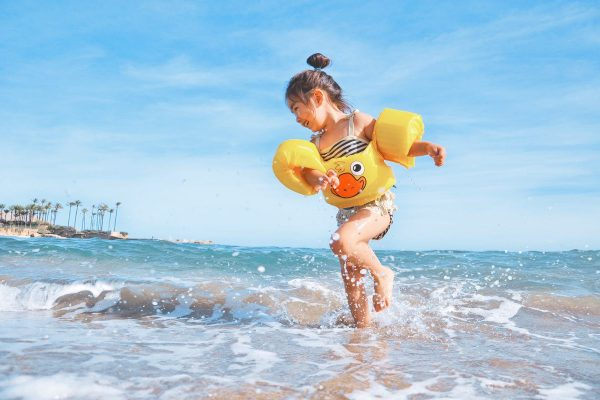 Survival Guide For Baby's First Beach Trip