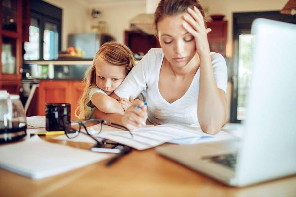 "Erase ""Mom Guilt"" By Making More Out Of Doing Less"