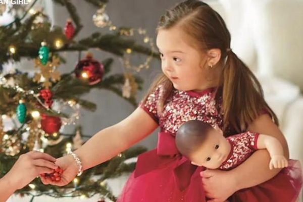 Precious Little Girl With Down Syndrome Featured In American Girl Doll Catalog